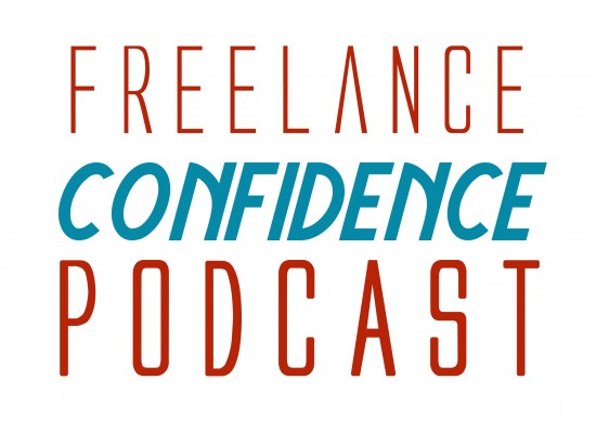 freelance confidence podcast